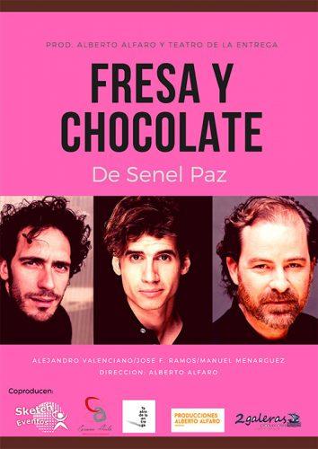 Teatro de la entrega | Fresa y chocolate